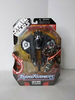 Hasbro Star Wars Transformers DARTH VADER / SITH STARFIGHTER (new!!!)