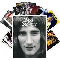 Postcards Pack [24 cards] Rod Stewart Rock Music Posters Vintage Photos  CC1219