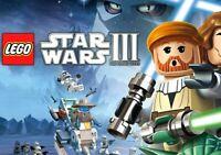 Lego Star Wars III The Clone Wars | Steam Key | Digital | PC | Worldwide