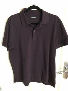Tom Ford Polo Shirt In Plum Colour Size 52