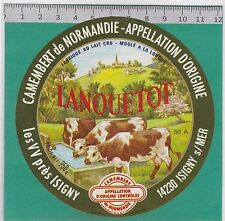 J129 FROMAGE CAMEMBERT 250 GR. LES VEYS MANCHE ISIGNY SUR MER CALVADOS