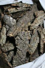 Mixed Cork Bark Perfect for Vivarium & Aquarium Decoration, 4KG