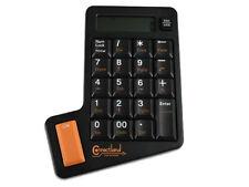 Pavé numérique USB connectland avec calculatrice