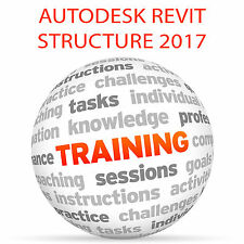 Autodesk REVIT for STRUCTURE 2017 (imperial) - Video Training Tutorial DVD