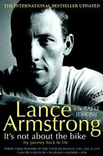 It's Not About The Bike, Armstrong Lance; Jenkins Sally, Very Good, Paperback