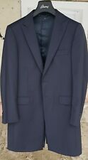 Stunning NEW Raffele Caruso Pinstripe Topcoat Mantel 48 EU 38 UK (auch Hochzeit)