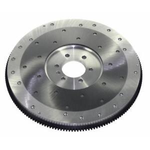 Ram Clutch Flywheel 2501; 168 Tooth Internal Balance Aluminum for 262-400 SBC