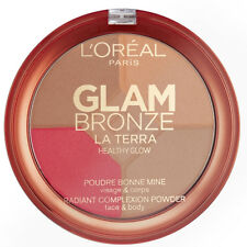 L'Oreal Glam Bronze La Terra Powder 6g - 02 Medium Speranza