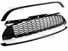 Griglia Calandra Anteriore MINI Cooper 10-14 R56 R57 R55 Stile JCW Nera Lucida I