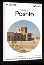 Eurotalk Talk Now Pashto for Beginners - Download option and CD ROM