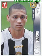147 MAICON PORTUGAL CD.NACIONAL FC.PORTO STICKER FUTEBOL 2009 PANINI