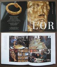 GOLD  L'OR . Editions Mondo