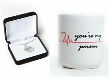 """You're My Person"" Gift Set, inspired by Grey's Anatomy"