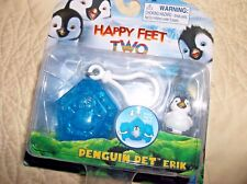 HAPPY FEET TWO PENQUIN PET ERIK WITH CLIP ON CASE