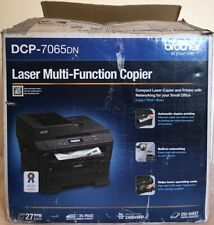 NEW Brother DCP-7065DN All-In-One Laser Printer Copier Scanner Fax