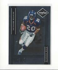 2006 Leaf Limited #225 Mike Bell RC Rookie Broncos 022/299