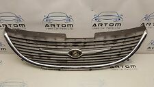 Chrysler Voyager & Grand Voyager 01-04 Chrome Front Bumper Grill 4857522AA