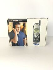 Nokia 3285 Phone With Power Cord And Car Charger
