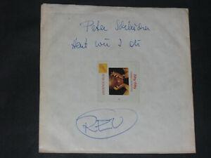 7-Single-Austro-Pop-PETER SCHLEICHER-Heut wü i di (Rare Promo)-so erschienen