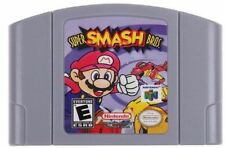 Super Smash Bros Nintendo 64 Video Game Cartridge for N64 Console US Version