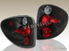 2001-2006 Dodge Caravan/ Grand Caravan Jdm Black Tail Lights
