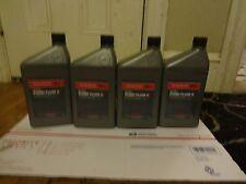 4 bottles Honda Genuine 08200-9007 Dual Pump II Differential Fluid New