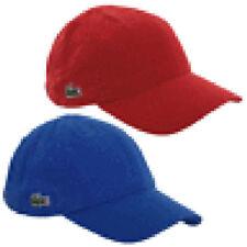 Chapeaux casquettes de base-ball Lacoste pour homme