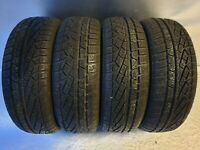 4st Winterreifen Reifen Winter Pirelli SOTTOZERO Winter 210 195/60 R16 89H MO