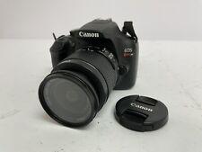 Canon EOS Rebel T6 24.1MP Digital Camera - Black w/18-55mm Lens