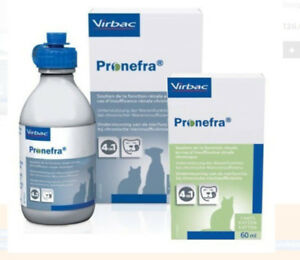 Pronefra 180 ml to support the normal function and health of kidneys dogs/cats