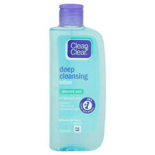 2 x Clean & Clear Deep Cleansing Lotion for Sensitive Skin  (200ml x 2)