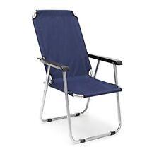 Relaxdays 10020074 Chaise de Camping pliante Fauteuil Jardin pliable Balcon...