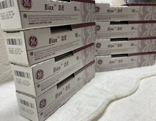 Ge Light Bulbs 18 Watts Biax D/E 9 Bulbs Original Boxes