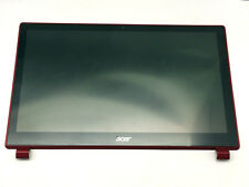 "Acer Aspire V5-572P 15.6"" HD LED LCD Pantalla Táctil Pantalla de Digitalizador Panel Rojo"