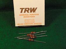 Upgraded Peco PL-29 Style 10x Resistors Pack 1//4 watt 1000ohm 1k