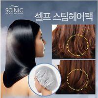 SCINIC hair care steam mask pack,nourishing,for damaged hair,essence & hair cap