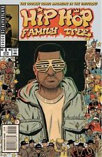 Hip Hop Family Tree #1 Exclusive Kayne West Variant NM/M Fantagraphic Comics