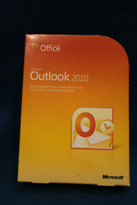 Office Outlook 2010 For Sale