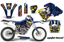 AMR RACING MOTORCYCLE GRAPHIC STICKER MX KIT YAMAHA WR 250F 426F 400F 98-02 MHU