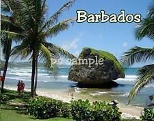 BARBADOS - Travel Souvenir Flexible Fridge Magnet