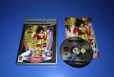 GIOCO PS2 DRAGONBALL Z BUDOKAI 3 PLATINUM BAN DAI PLATINUM IN ITALIANO