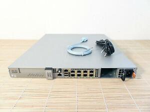Cisco ASA5545-2SSD120-K9 ASA 5545-X Firewall Edition 2 SSDs Single AC PSU