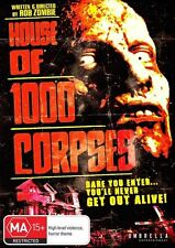 House Of 1000 Corpses (DVD, 2016)