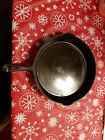 Rare Vintage Wagner # 12 Cast Iron Skillet With Heat Ring.