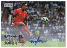 2016-17 Topps Stadium Club Premier League Autograph AUTO #61 Nathaniel Clyne