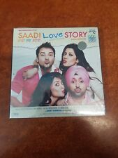 Saadi Love Story Bollywood Music CD