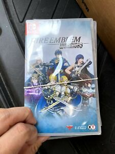 Fire Emblem Warriors Nintendo Switch video game system, 2017) strategy rpg