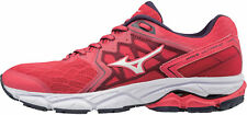 Mizuno Wave Ultima 10 Womens Running Shoes Red Cushioned Trainers Sports Run