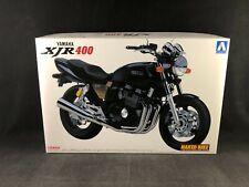 Aoshima Yamaha XJR400 Naked Bike 1:12 Scale Plastic Model Kit 041796 NIB