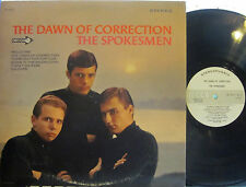 """Spokesmen - The Dawn of Correction (Decca 74712) (answer to """"Eve of Destruction"""""""